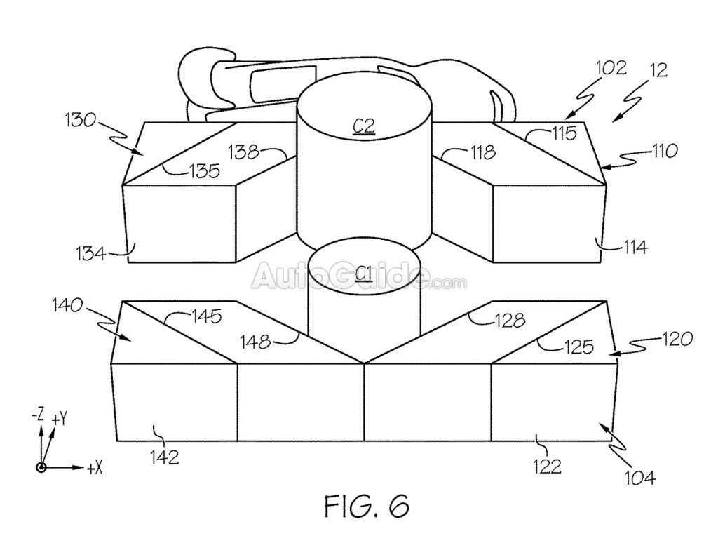 Toyota quiere convertir los pilares A en transparentes gracias a su nueva patente