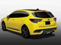 Subaru presentará mundialmente al Viziv Performance Concept en el Salón de Tokio