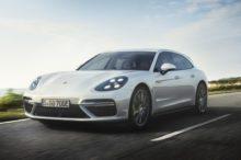 Porsche Panamera Turbo S E-Hybrid Sport Turismo, 680 CV para la nueva versión del modelo