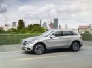 Mercedes Benz GLC F-Cell: la electricidad y el hidrógeno no son incompatibles