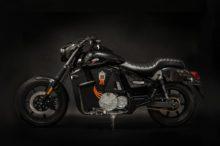 Tacita T-Cruise, la moto de carretera eléctrica para los amantes de las Harley Davidson