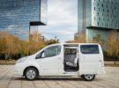 La nueva batería de 40 kWh de la Nissan E-NV200 actualiza su autonomía