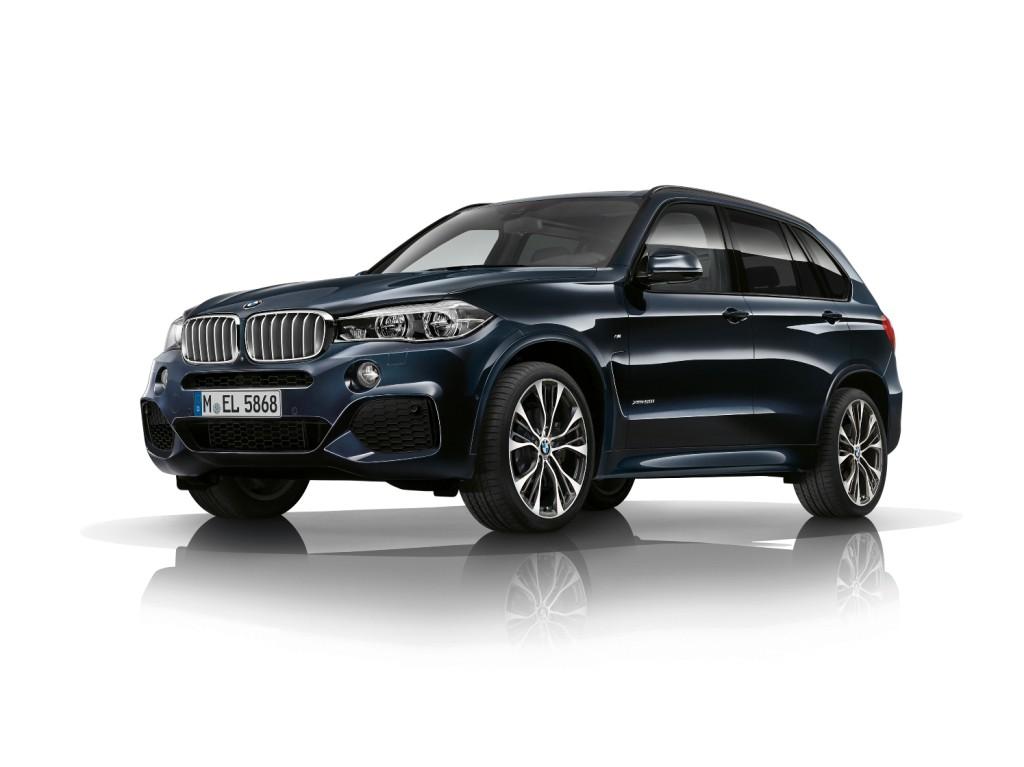 Nuevos BMW X5 Special Edition y BMW X6 M Sport Edition, mayor exclusividad y deportividad para ambos modelos