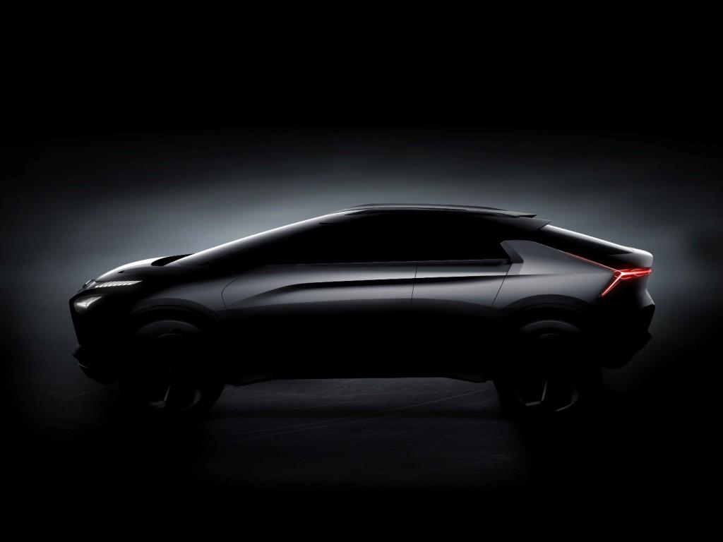 ¡Con todos ustedes...! El Mitsubishi e-EVOLUTION Concept: nuevos fotos y nuevos detalles