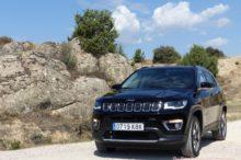 Presentación y prueba del Jeep Compass, un Grand Cherokee a escala