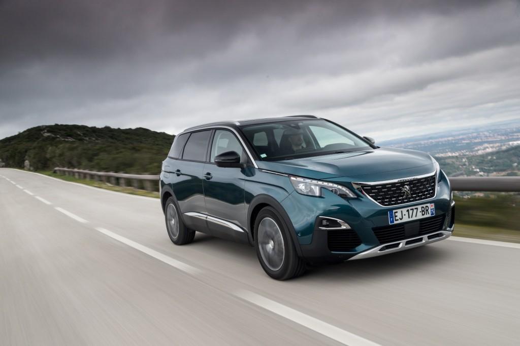 Los SUV de Peugeot reciben la nueva caja de cambios automática EAT8