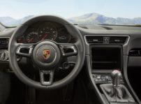 Porsche 911 Carrera T, simplicidad para conseguir una deportividad más pura