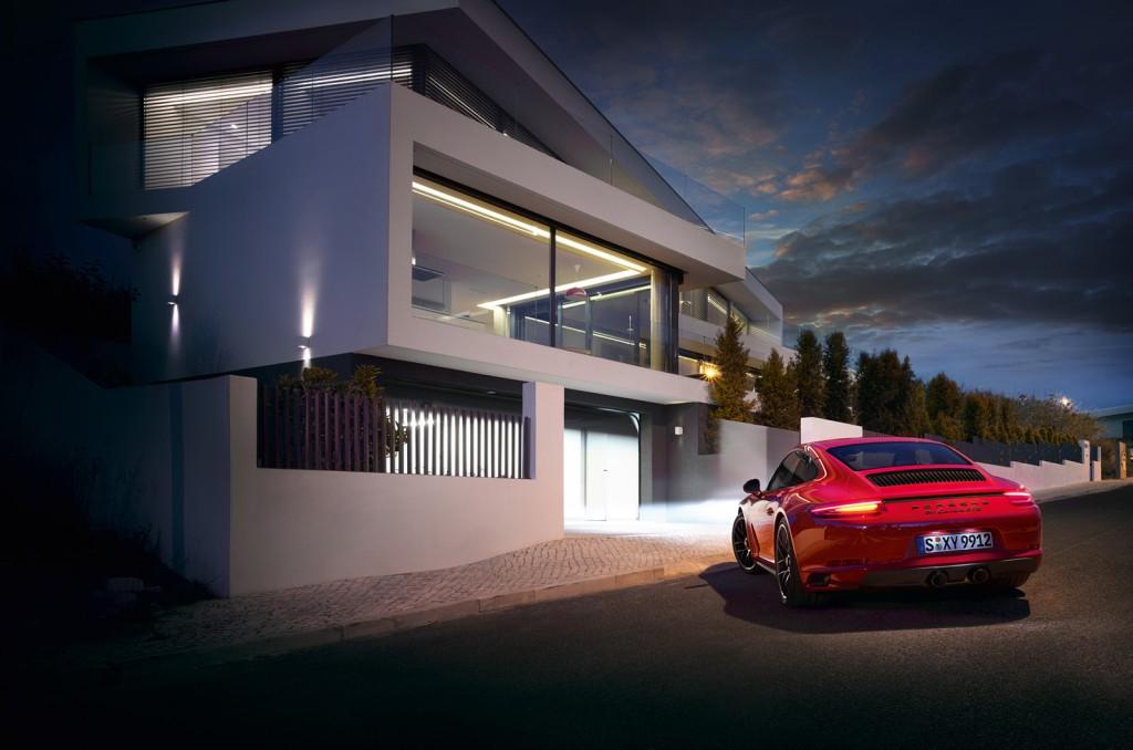 Porsche startet Partnerschaft mit Home-iX