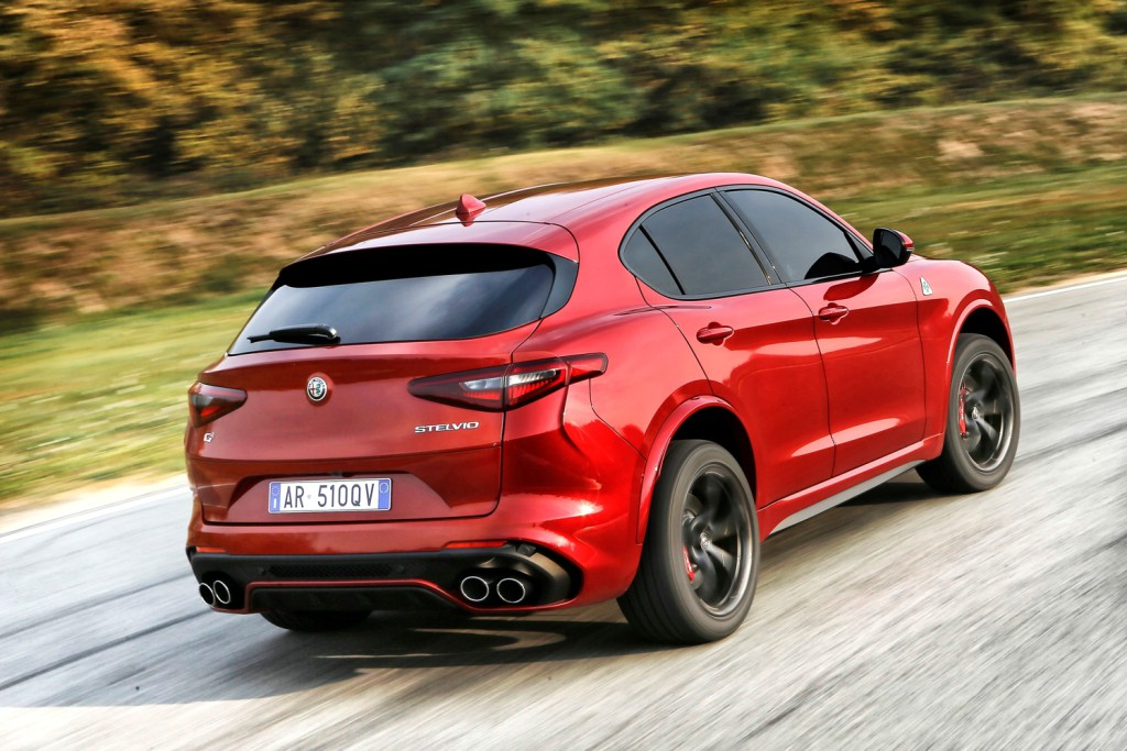 Ya puedes pedir tu Alfa Romeo Stelvio Quadrifoglio desde 104.000 euros