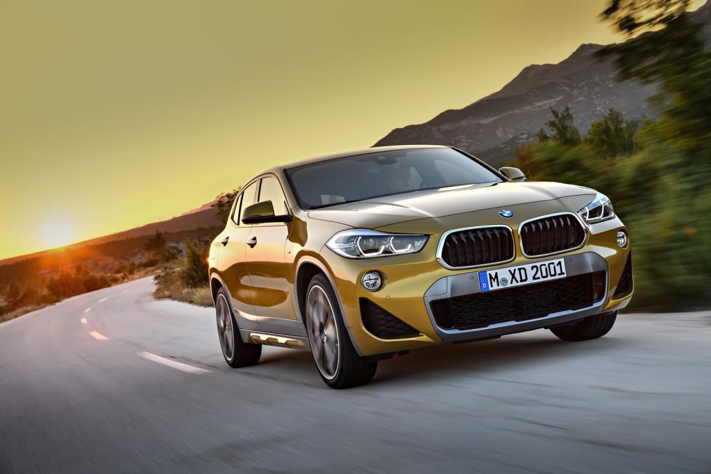 El nuevo BMW X2 estará disponible en España desde los 40.450 euros