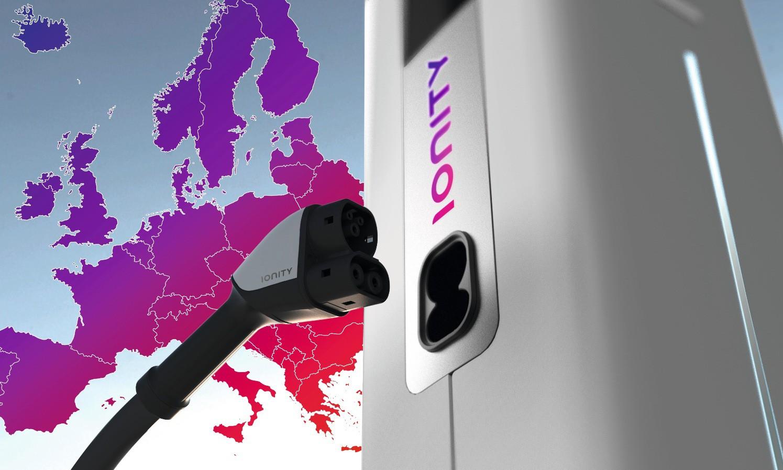 La Red de Carga Paneuropea IONITY ya es una realidad gracias a los grandes fabricantes alemanes y Ford