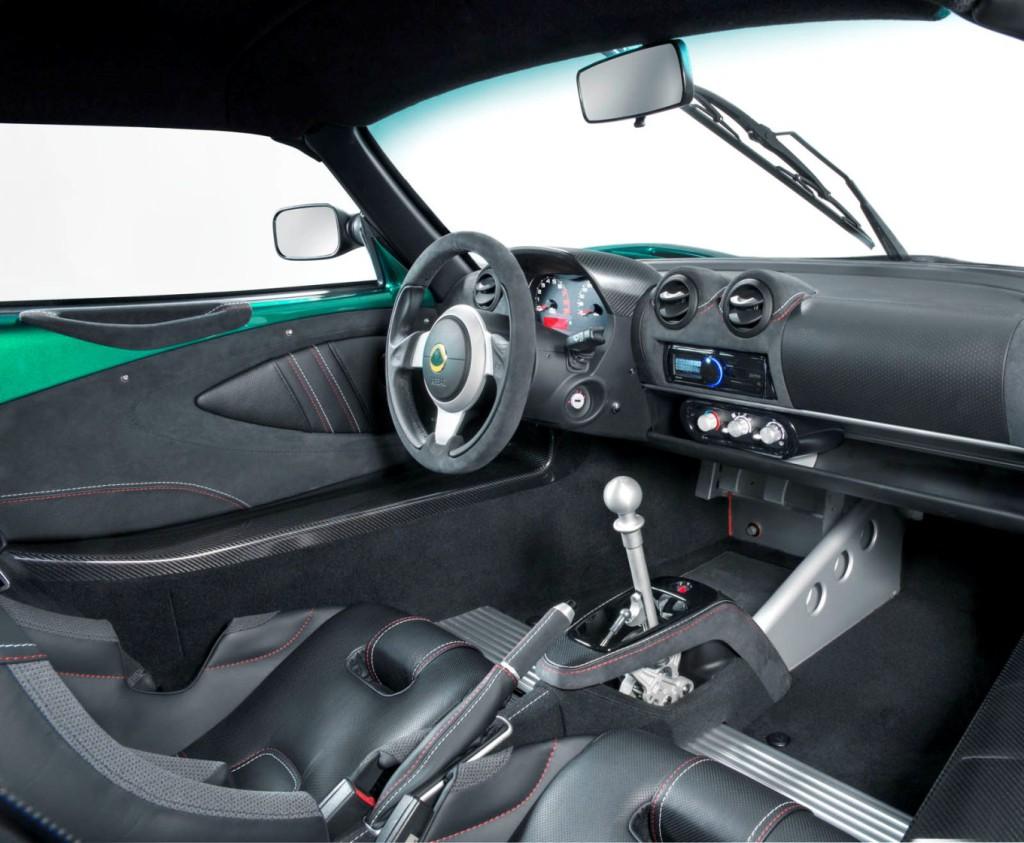 Lotus Exige Cup 430, los ingleses siguen subiendo poniendo más picante en su modelo más popular