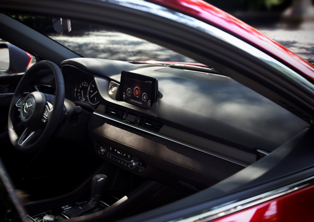 El nuevo Mazda6 será presentado mundialmente en el Salón de Los Ángeles