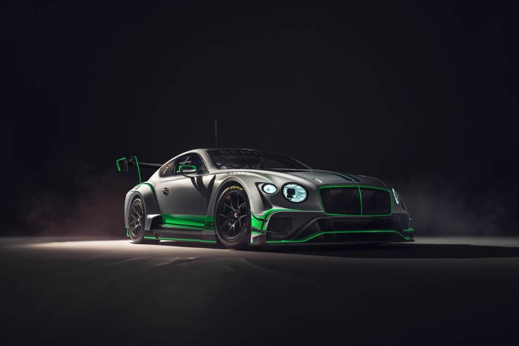 Nuevo Bentley Continental GT3  (2)