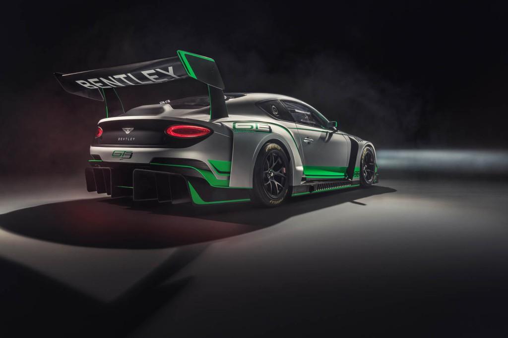 Nuevo Bentley Continental GT3  (3)