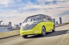 China se convierte en el principal mercado de vehículos eléctricos para Volkswagen