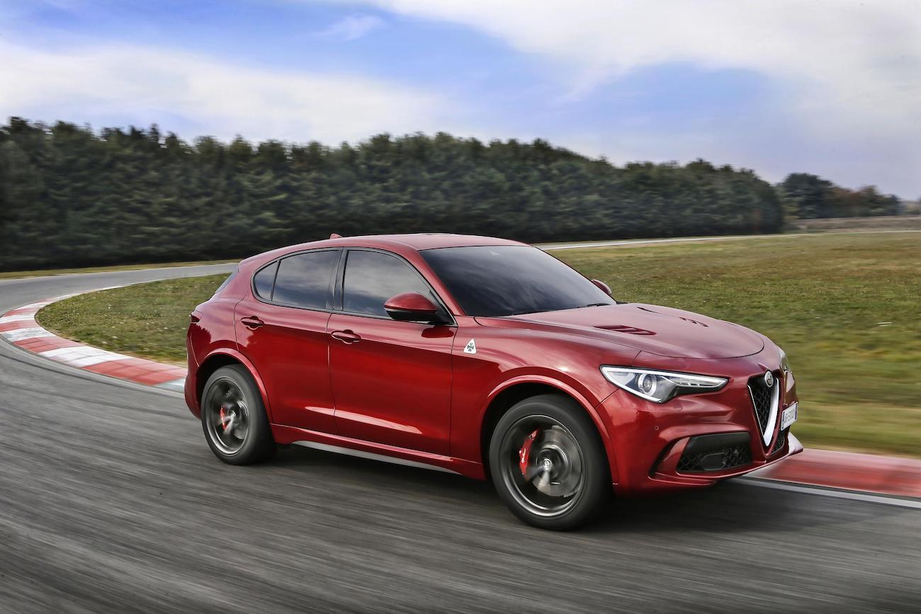 Alfa Romeo Stelvio QV pedidos
