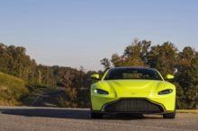 Nuevo Aston Martin Vantage: se renueva el hermano pequeño del DB11