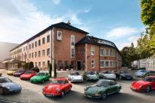Ahora en los Porsche clásicos también se podrá instalar una alarma antirrobo