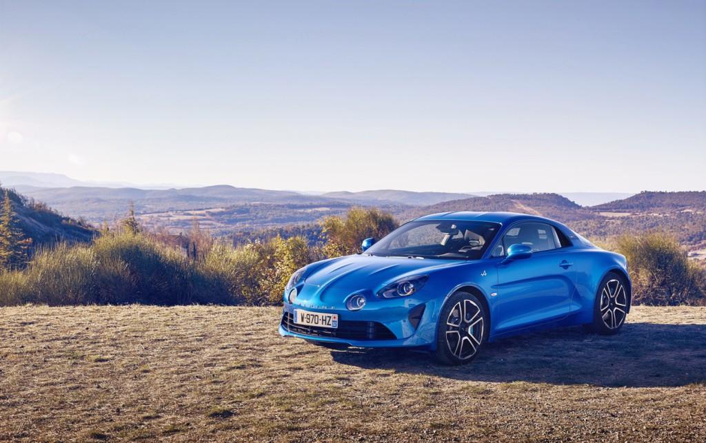 Alpine A110 Première Édition en España por 61.500 euros y todas las unidades reservadas