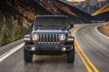 Llega el nuevo Jeep Wrangler: uno de los 4×4 más capaces