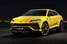 Lamborghini lanzará una versión híbrida del Lamborghini Urus con más de 800 CV
