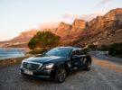 El Mercedes-Benz Clase S con conducción autónoma se pasea por las calles de Sudáfrica