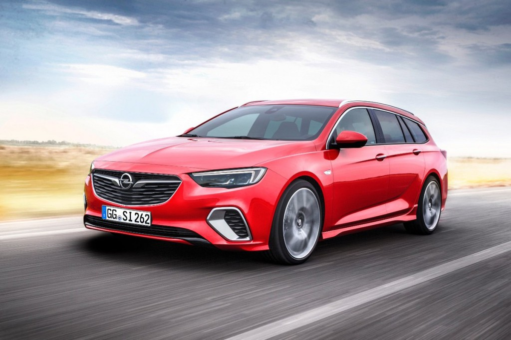 New Opel Insignia GSi now available