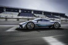 El Mercedes-AMG ONE montará turbocompresores eléctricos para reducir el lag