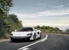 El McLaren 570GT gana en deportividad gracias al nuevo paquete Sport Pack