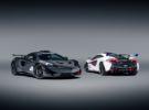 McLaren MSO X, apariencia de coche de carreras pero legal para carretera abierta