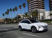 Hyundai Nexo Suv Hidrogeno