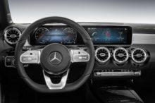 MBUX: el sistema multimedia del nuevo Mercedes Clase A