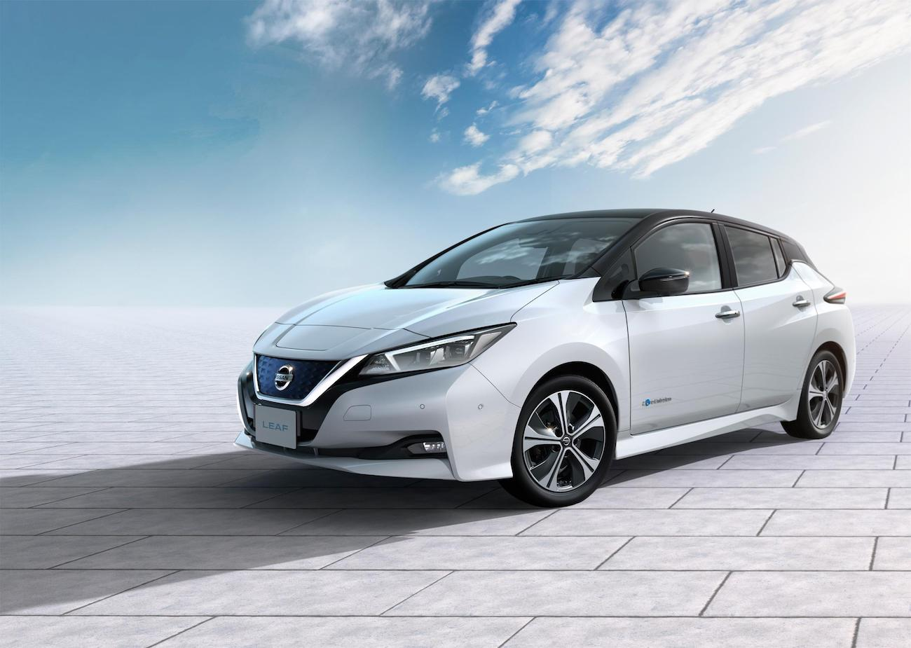 Nissan crossover eléctricos