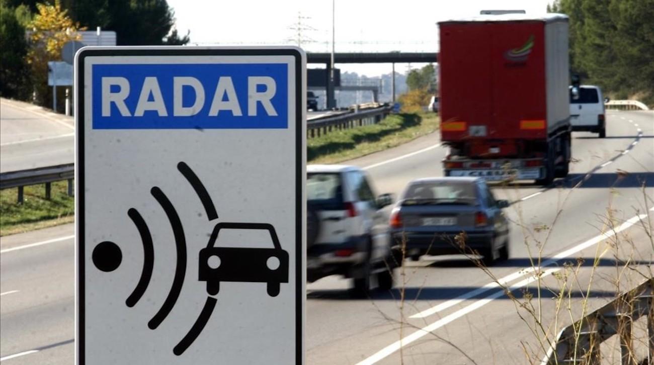 Radares fijos que mas multan