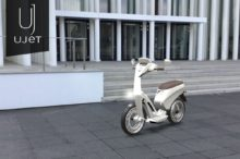 Ujet, el scooter que has soñado para la ciudad es una realidad