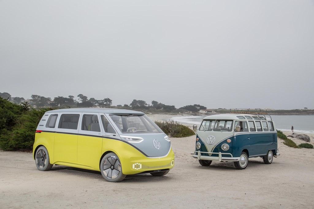 Volkswagen y NVIDIA unen fuerzas para desarrollar la Inteligencia Artificial de la futura I.D. Buzz