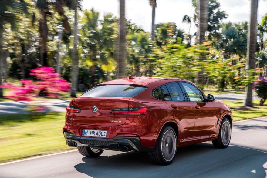 Desvelada la segunda generación del BMW X4, que será presentada en el Salón de Ginebra