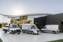 Llega la tercera generación de la Mercedes-Benz Sprinter, disponible en España a partir de junio