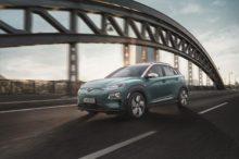 El Hyundai Kona eléctrico es el primer SUV compacto en moverse sin gasolina