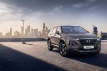 El Nuevo Hyundai Santa Fe se deja ver en las primeras imágenes oficiales