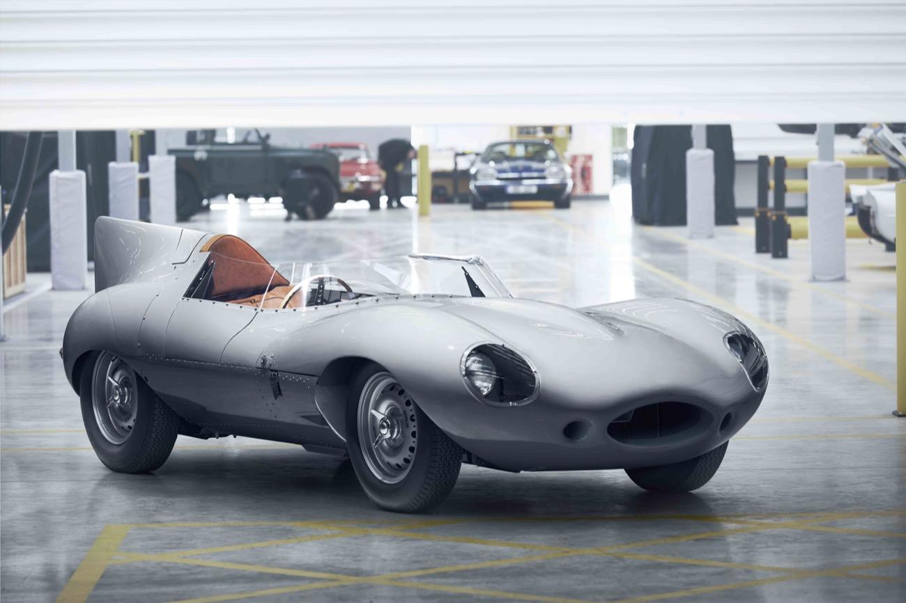 jaguar d type