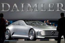 ¿Lío chino para Daimler? Geely compra el 9,7 % de Daimler y esta invierte 2000 M euros en BAIC