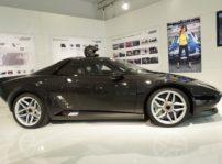New Stratos fabricado sobre un Ferrari 430 Scuderia
