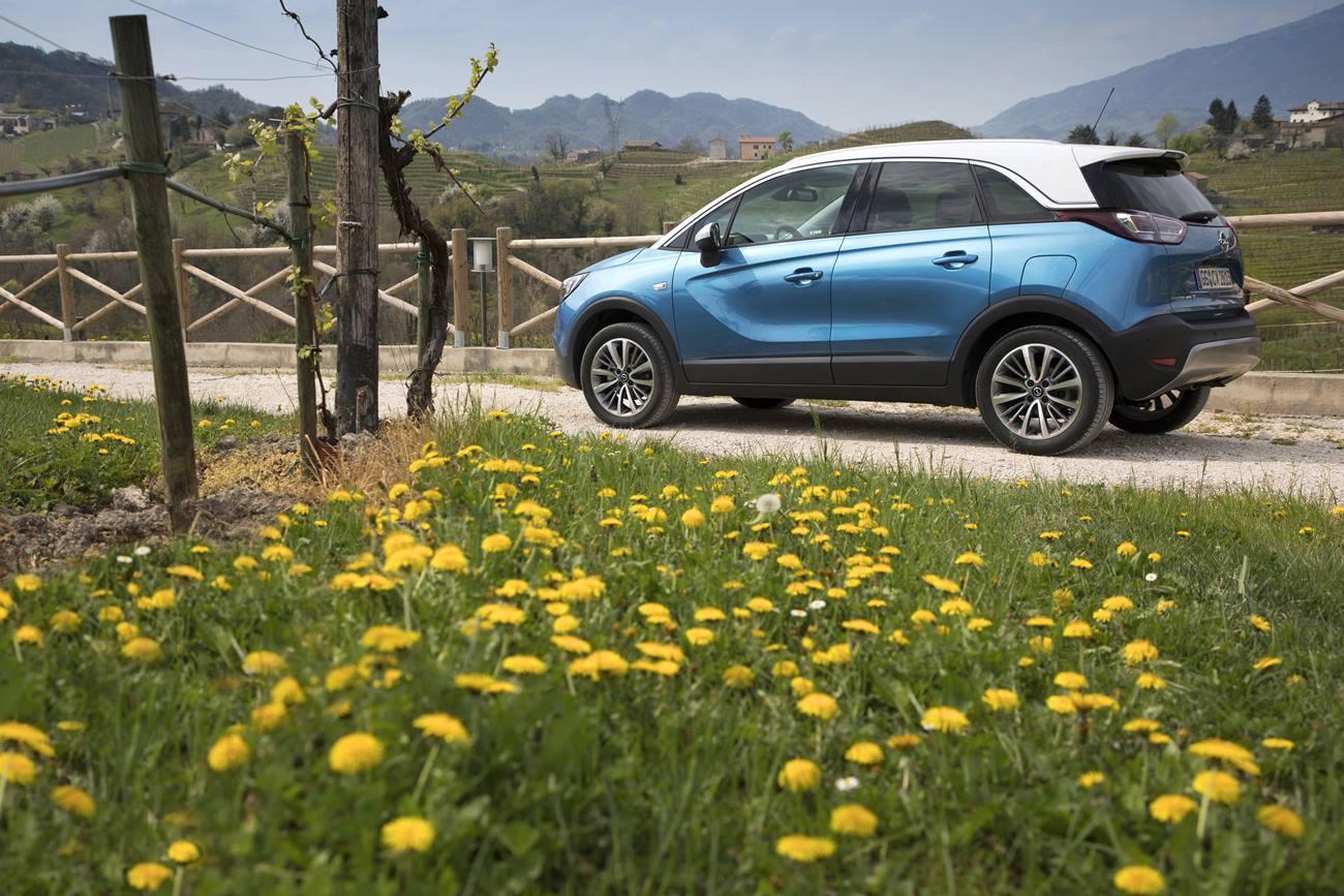 Opel Crossland X GLP