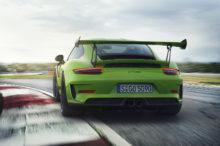 Nuevo Porsche 911 GT3 RS, el atmosférico más potente de la marca, listo para Ginebra