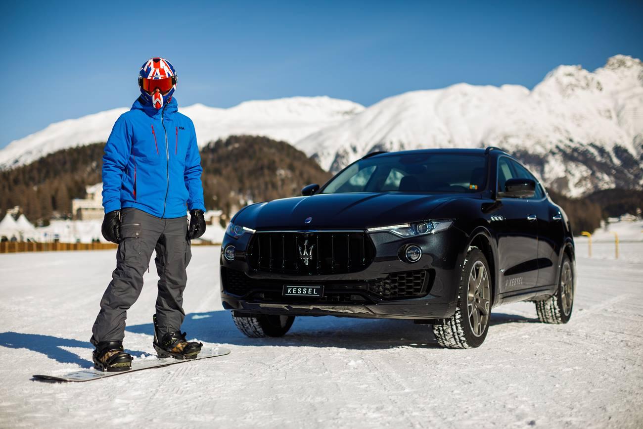 Record Maserati Levante