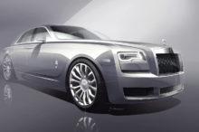 Rolls Royce anuncia la nueva Silver Ghost Collection, su serie especial más exclusiva