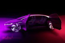I.D.VIZZION, el concept eléctrico de Volkswagen, rival del Tesla Model S, se verá en Ginebra