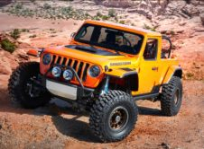Jeep y Mopar se llevan siete nuevos concepts para la 52º edición de la Easter Jeep Safari